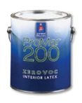 ProMar® 200 Zero VOC Interior Latex Paint
