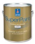SuperPaint® Exterior Acrylic Latex Paint
