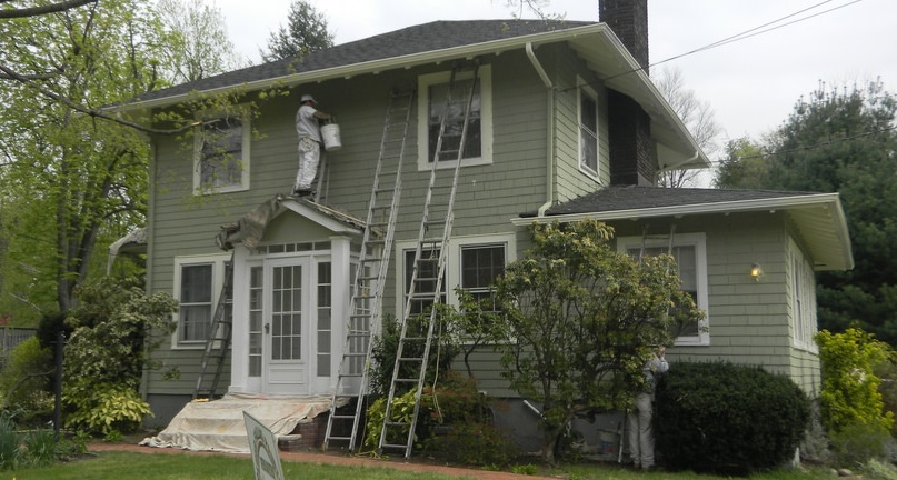 Exterior House Painters 5 Star Rated Professional Painting Contractors Call Today 401 300 5669